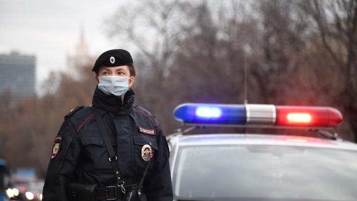 Перед парадом Победы на Тверской задержали мужчину с пистолетом - источник