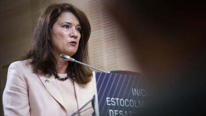 Глава МИД Швеции заявила о брошенном Россией вызове