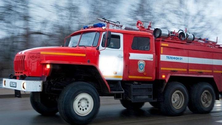 2 мая в Ивановской области сгорел сельский дом