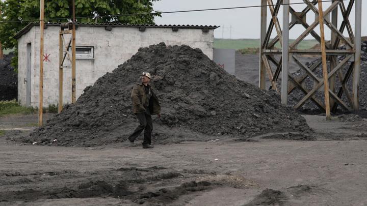 Генпрокуратура Украины усмотрела признаки терроризма в продаже угля