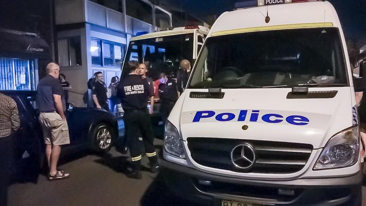 В Мельбурне задержан водитель, протаранивший толпу