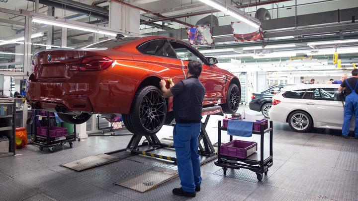 Под Калининградом построят полноформатный завод BMW