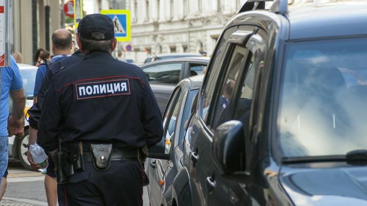 Водителя «Гелендвагена», угрожавшего устроить взрыв у стен Кремля, задержали