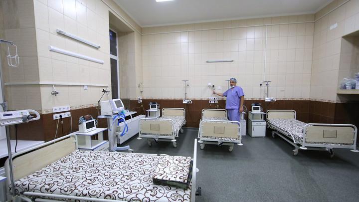 В Новосибирске скорая высадила на улицу пациента с ковидом и туберкулёзом