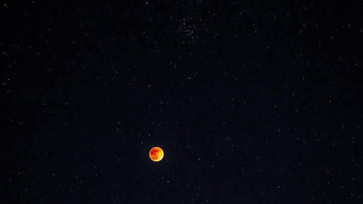 На Ямале увидели редкое солнечное затмение