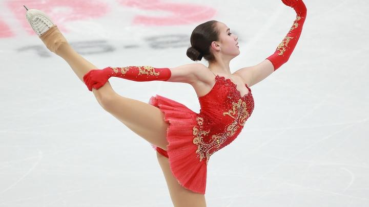 «Для первого выступления в сезоне нормально»: Загитова скромно оценила побитый мировой рекорд