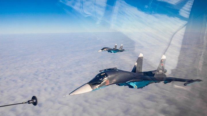 Защитник: Один русский Су-34 сделал бесполезной всю грузинскую систему ПВО
