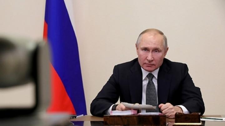 В МИД рассказали о репетиции встречи Путина и Байдена
