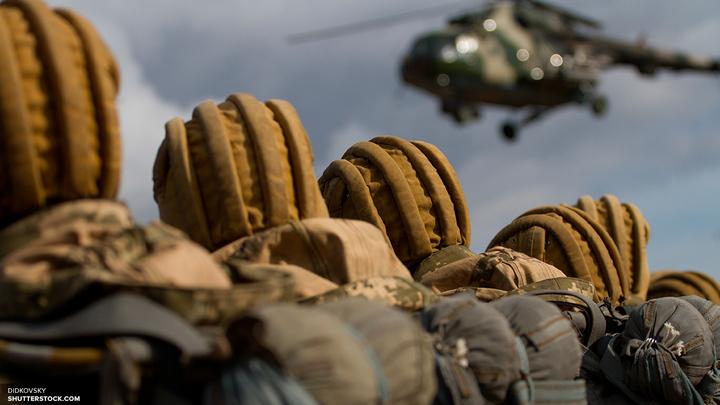 Подразделения армии Южной Осетии официально стали частью ВС России