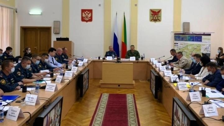 Александр Чуприян: система предупреждения и ликвидации ЧС в Забайкалье в порядке