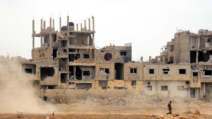 Российские военные могли погибнуть в Сирии из-за предательства - разведчик