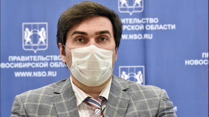 В Новосибирске снова потребовали отставки главы регионального Минздрава