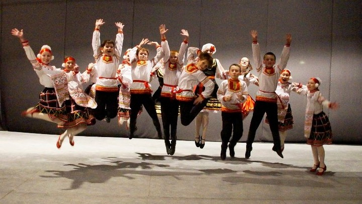 Кинешемский ансамбль «Ласточка» взял Гран-при конкурса La Maschera Veneziana