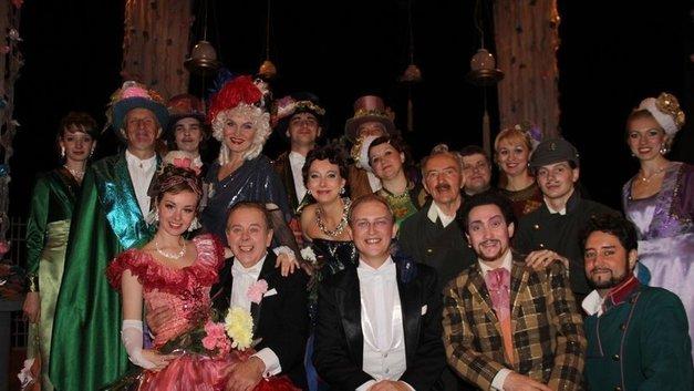 Артисты Ивановского музыкального театра не понимают, чем они хуже ресторанов