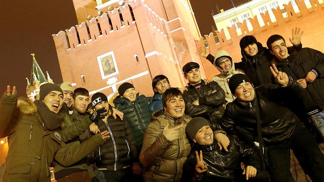 Иностранный агент обнаружил в России меньше ксенофобии