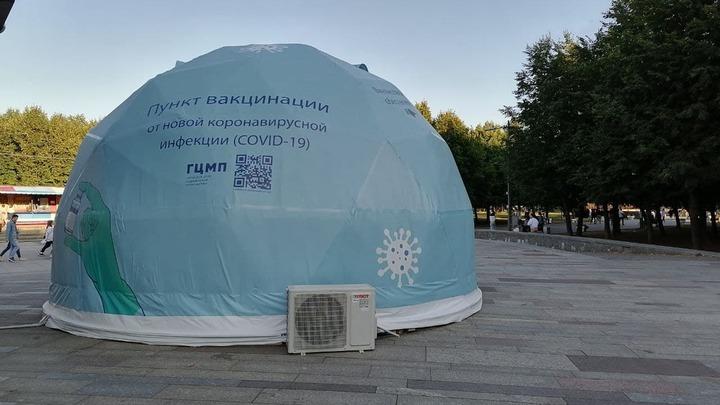 Коронавирус в Санкт-Петербурге на 28 июля: магнетизм вакцинации и жалобы врачей