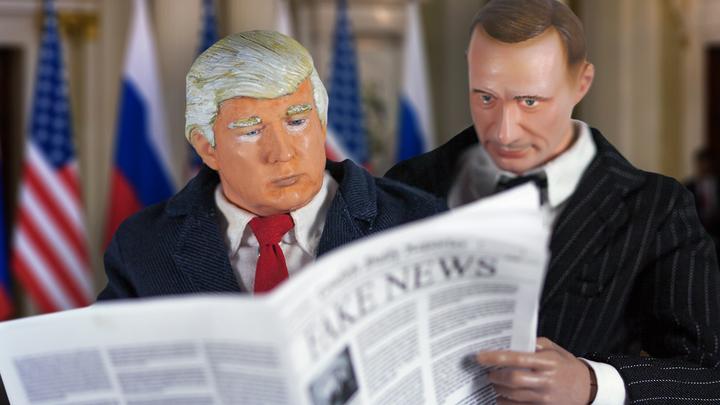 Западные СМИ: Путин вышел фаворитом на саммите с Трампом