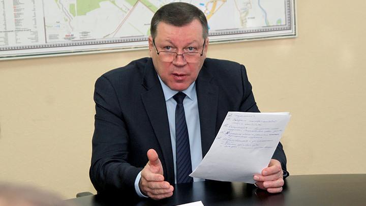 Обвиняемого в коррупции экс-мэра Новочеркасска выпустили из СИЗО