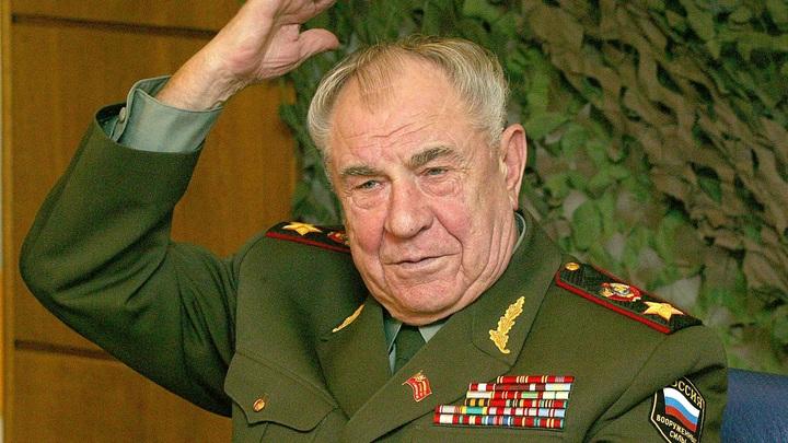 Опубликуйте это после моей смерти: Целые абзацы о Горбачёве и Ельцине попросил вырезать из интервью последний Маршал СССР
