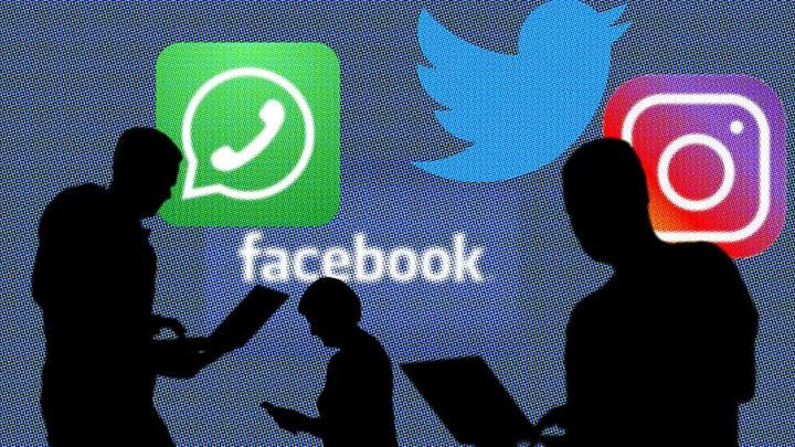 Поклонники Twitter запустили мем, посмеявшись над серьезными сбоями в работе Instagram и Facebook
