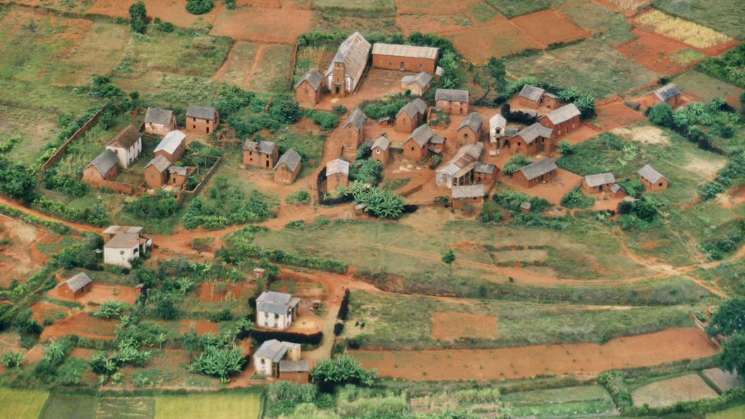 НаМадагаскаре разбился самолет