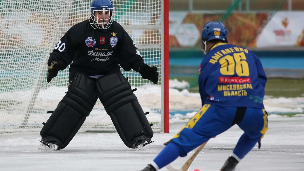 Место проведения ЧМ по хоккею с мячом 2019 года перенесли из Иркутска в Швецию