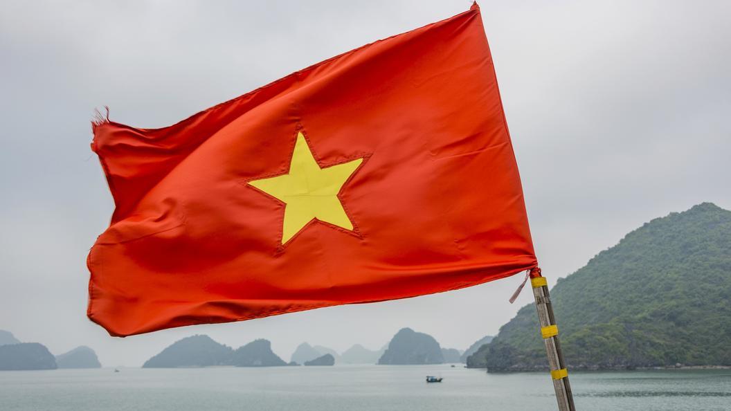 Авианосец США нацелился на порт Вьетнама