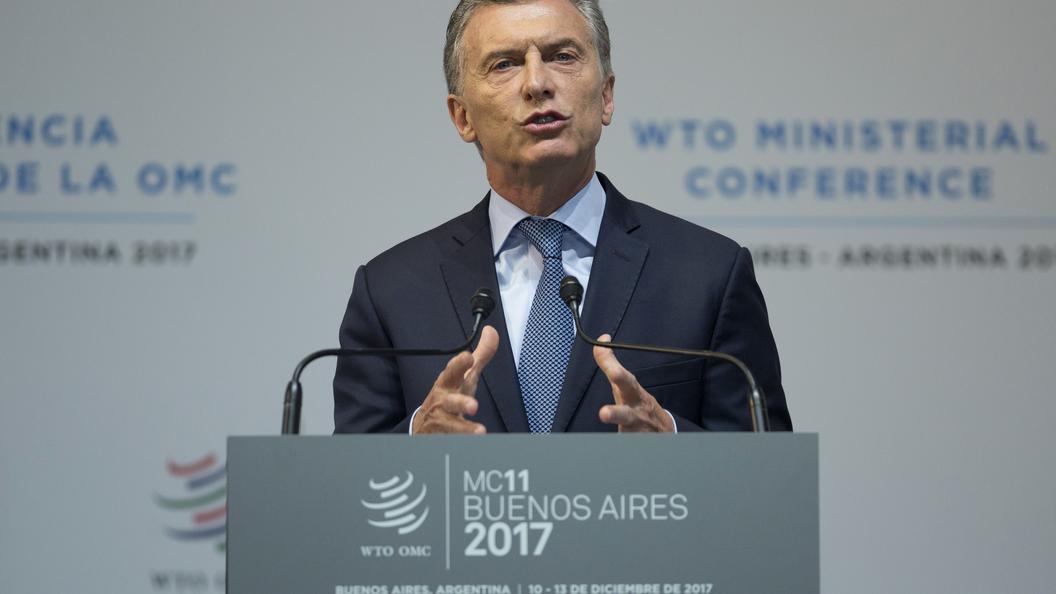 ВАргентине попросили президента страны обсудить сПутиным продление поиска субмарины