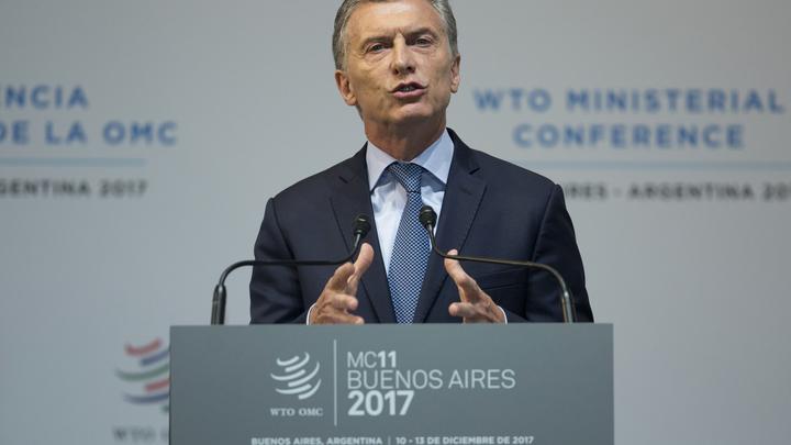 Попроси помощи у Путина: Депутат обратился к президенту Аргентины с необычной просьбой