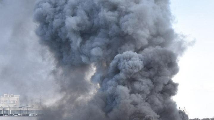 Накрупнейшем НПЗ Канады произошел взрыв