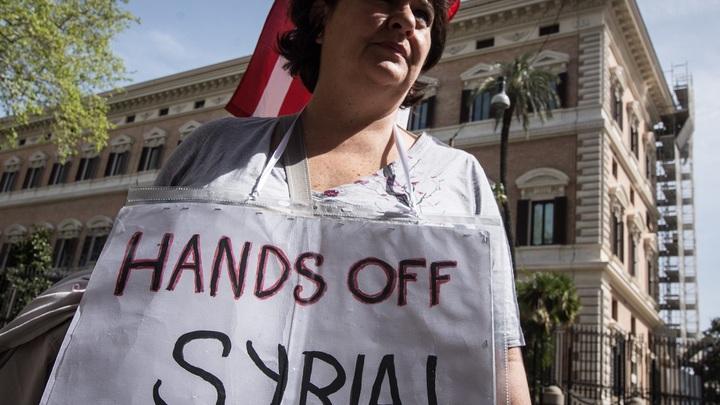 Диванные эксперты требуют ответки: Реакция соцсетей на удар США по Сирии