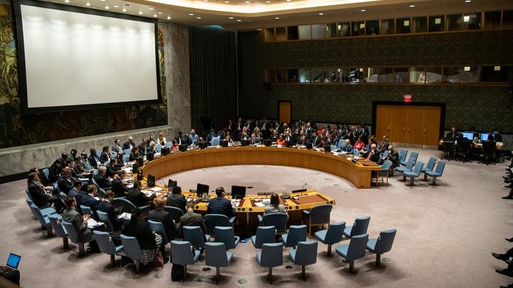 Небензя в ООН обвинил США в организации госпереворота в Венесуэле