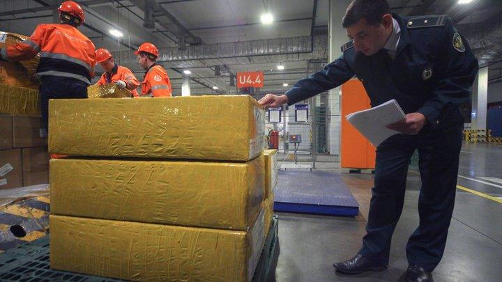 Иностранец пытался вывезти из России на родину грузовик респираторов