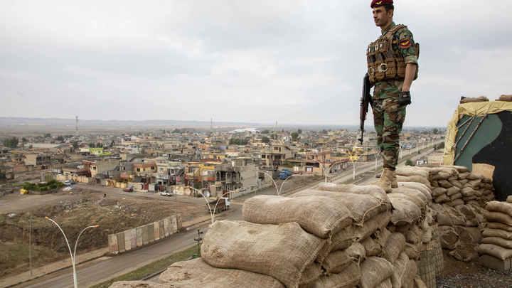 Русские помогли США в Сирии, чтобы не задирались: Американцы получили в челюсть - Литовкин
