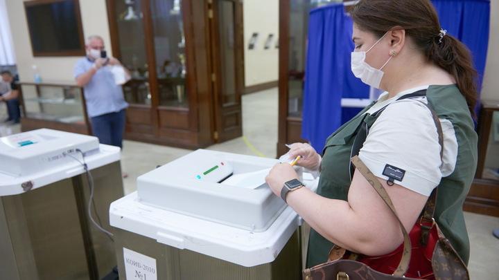 Голосование по поправкам в Конституцию в Ростовской области: Явка на 18.00