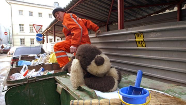 В Чите начали бесследно исчезать мусорные контейнеры Олерон+