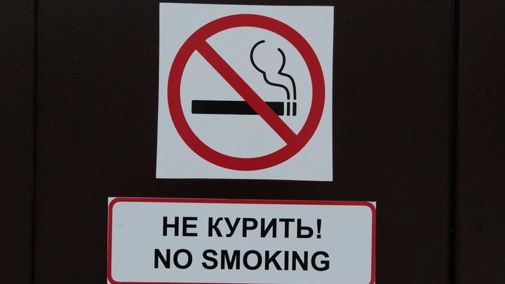 В Новосибирске оштрафовали авиационного курильщика из Сочи