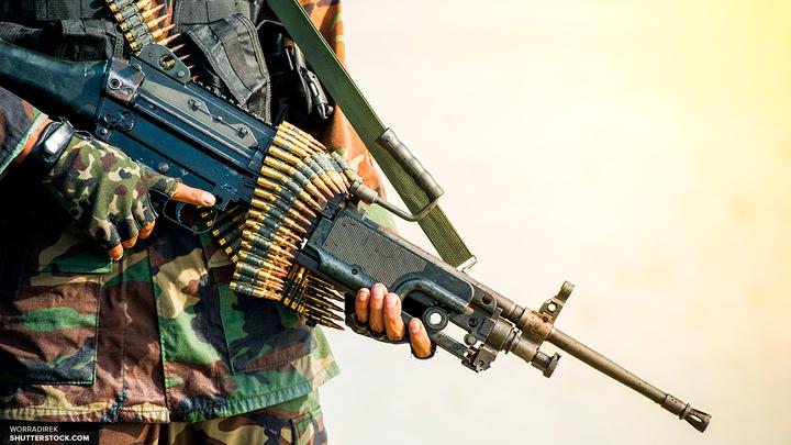 В двух районах Дагестана идет контртеррористическая операция