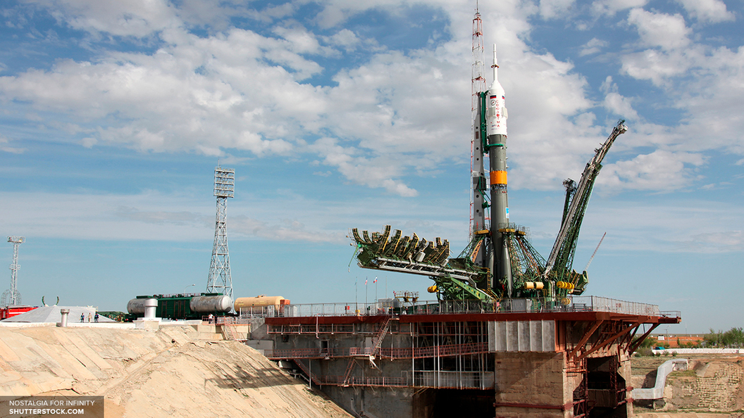 Первую с 2016 года ракету Протон-М запустили с космодрома Байконур