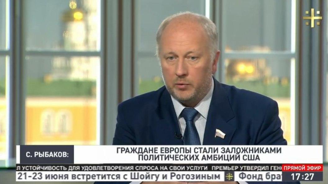 Рыбаков: В действительности Киев не хочет реинтеграции Донецка и Луганска