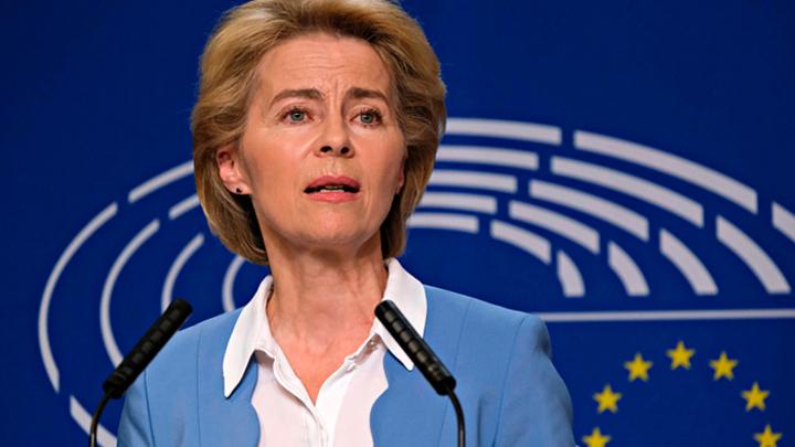 Будущий лидер Европы раскрыла душу