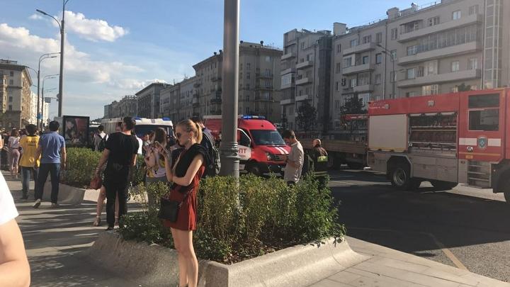 В Красноярске загорелся оборонный завод - источник
