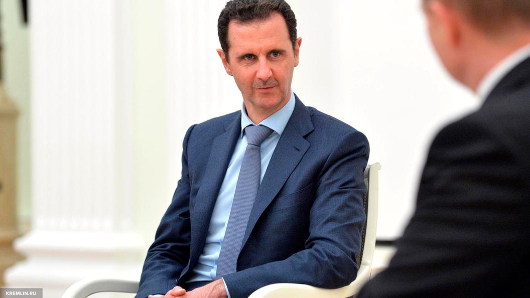 Заявлением об Асаде США признали крах политики Обамы - Пушков