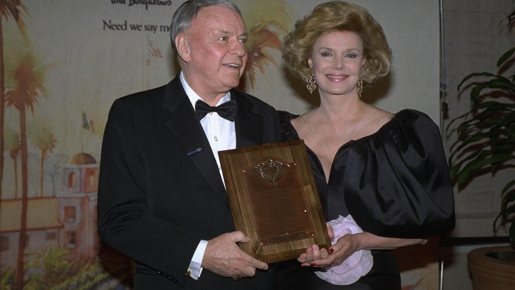 Супруга Фрэнка Синатры скончалась на 91-м году жизни