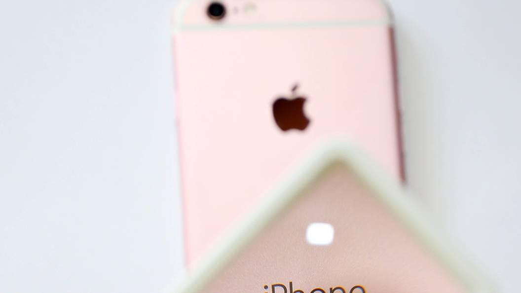 Журналист показал на фото финальный дизайн iPhone 8