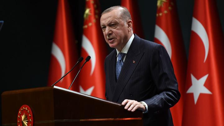 Эрдоган озвучил отношение Турции к новой власти в Афганистане