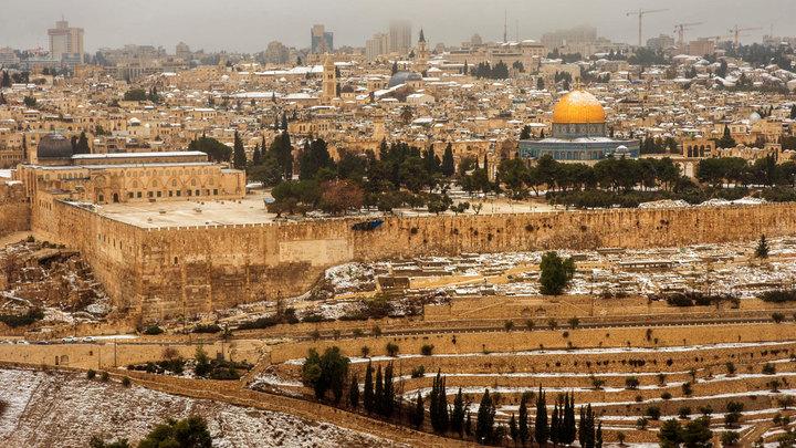 Иерусалим – столица Израиля или Город трех религий?