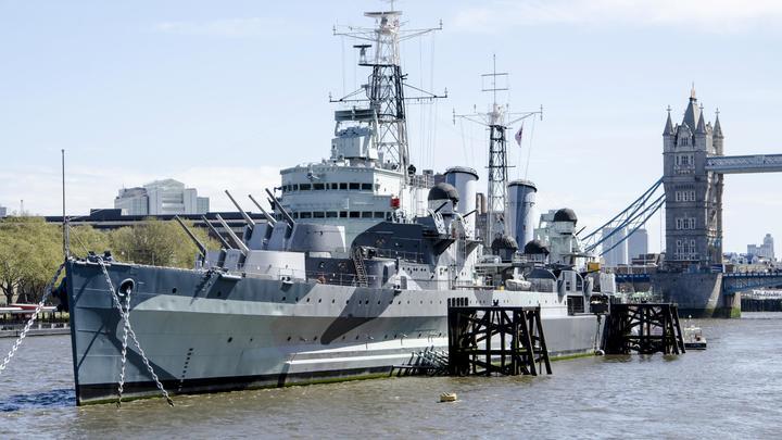 Великобритания на дне: Королевский флот впервые не отправил ни одного корабля на боевое дежурство