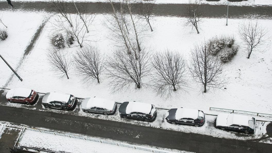 Синоптики обещают резкое потепление в столице России  всамом начале  следующей недели