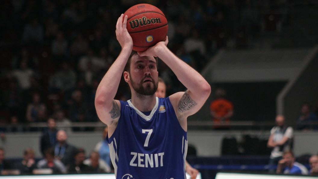 «Зенит» обыграл «Енисей» навыезде, Курич набрал 34 очка